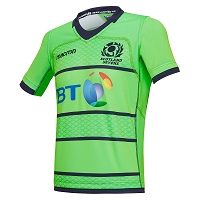 2018/19 Scotland Rugby 7's Away Replica Shirt SS SNR