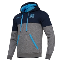 2018/19 Scotland Rugby Heavy Cotton Hoody SNR