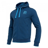 2018/19 Scotland Rugby Heavy Cotton Full Zip Hoody SNR
