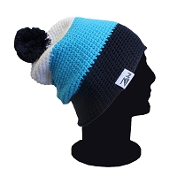 Scottish Student Sport Unisex Beanie - Heather Navy