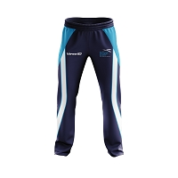 Scottish Student Sport Men's Tracksuit Bottoms (Design 1) - Navy