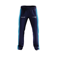 Scottish Student Sport Men's Tracksuit Bottoms (Design 2) - Navy