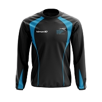 Scottish Student Sport Men's Warm Up Top - Black