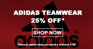 adidas teamwear - football teamwear - adidas trainingwear - teamwear UK