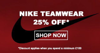 Nike Teamwear - Football Teamwear - Nike Trainigwear - Teamwear UK