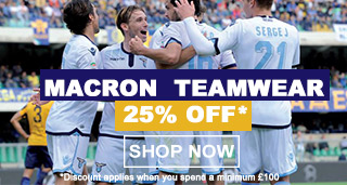Macron teamwear - Football teamwear - Nike Trainingwear
