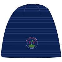 Stewartry Young Farmers Club Beanie - Navy