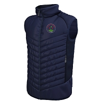 Stewartry Young Farmers Club Gilet - Navy