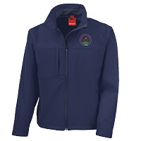 Stewartry Young Farmers Club Results Jacket - Navy