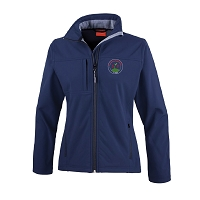 Stewartry Young Farmers Club Womens Results Jacket - Navy