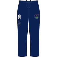Stewartry Young Farmers Club Womens Open Hem Stadium Pants - Navy
