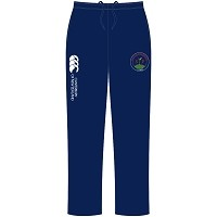 Stewartry Young Farmers Club Mens Open Hem Stadium Pants - Navy