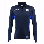 2016/17 Scotland Rugby Quarter Zip Performance Softshell Top SNR