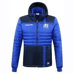 2016/17 Scotland Rugby Travel Bomber Jacket SNR