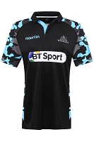 2016/17 Glasgow Warriors Training Shirt SNR SS