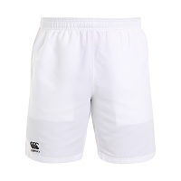 Canterbury Teamwear Team Short White Senior