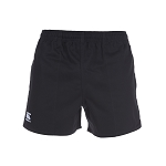 Canterbury Advantage Rugby Short Black