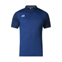 Canterbury Teamwear Pro Dry  Polo Shirt Navy