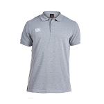 Canterbury Teamwear Team Waimak Polo Grey Senior