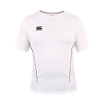 Canterbury Teamwear Team Dry Tee White Senior