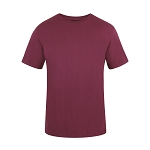Canterbury Teamwear Team Plain Tee Maroon Senior