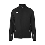 Canterbury Teamwear Team Track Jacket Black Junior