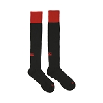 Canterbury Team Cap Playing Socks Black/Red