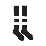 Canterbury Team Hooped Playing Socks Black/White