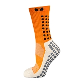 TruSox Mid-Calf Cushion - Orange