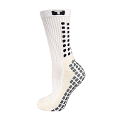TruSox Mid-Calf Cushion - White