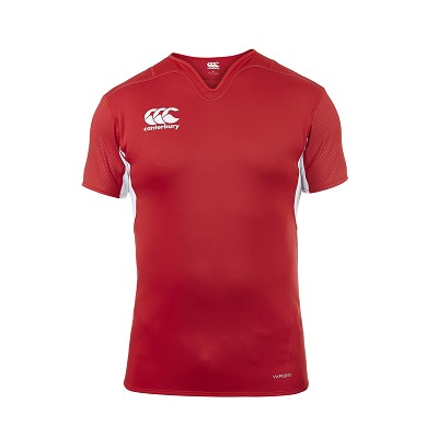 Canterbury Teamwear Challenge Jersey Red/White