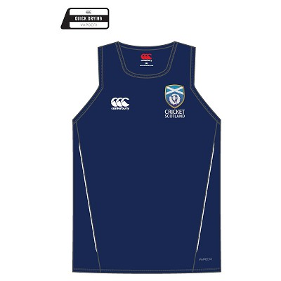 Cricket Scotland 2016 Team Dry Singlet