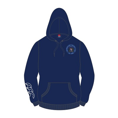 Drumpellier CC Team Hoody Junior Navy