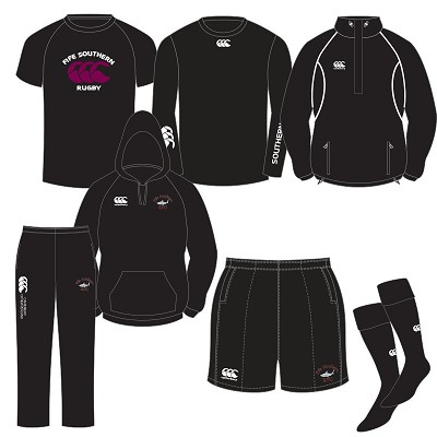 Fife Southern RFC Platinum Kit Package Junior