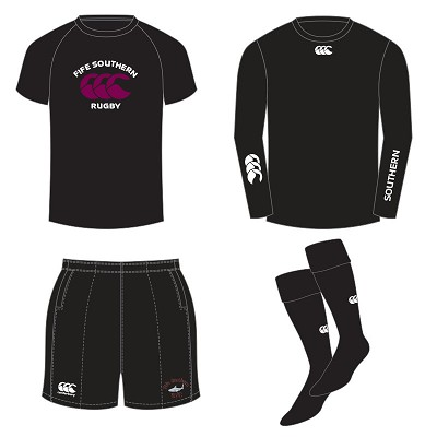 Fife Southern RFC Silver Kit Package Junior