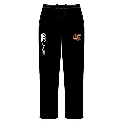 Galloway Cricket Club Open Hem Stadium Pant Black Ladies