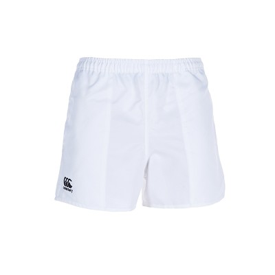 Canterbury Professional Rugby Short Cotton White