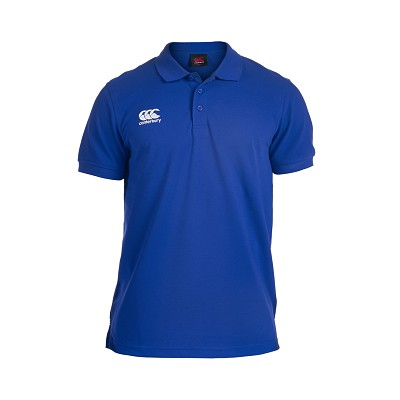 Canterbury Teamwear Team Waimak Polo Royal Senior