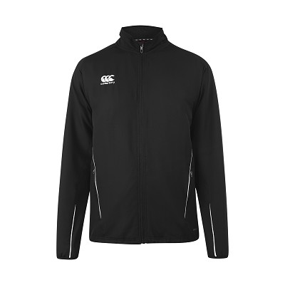 Canterbury Teamwear Team Track Jacket Black Senior