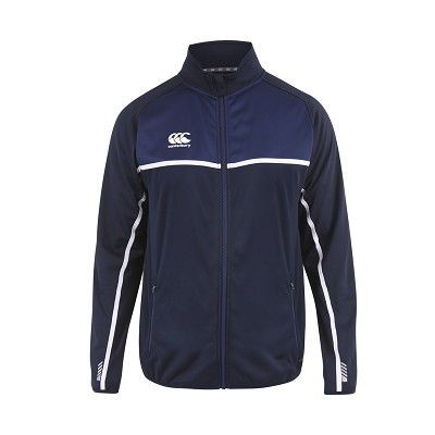 Canterbury Vaposhield Pro Teamwear Thermal Layer Fleece Navy