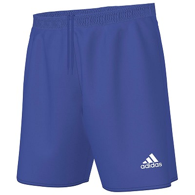 Adidas Parma 16 Short (with brief) - Bold Blue/White