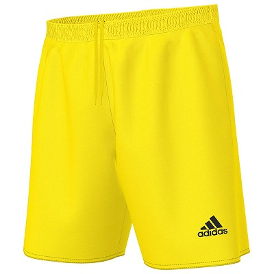 Adidas Parma 16 Short (with brief) - Yellow/Black