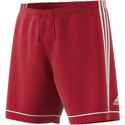Adidas Squadra 17 Shorts - Power Red/White