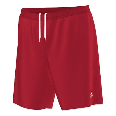 Adidas Parma Short Without Brief - Power Red/White