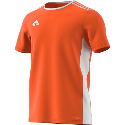 Adidas Entrada 18 SS Jersey - Orange/White