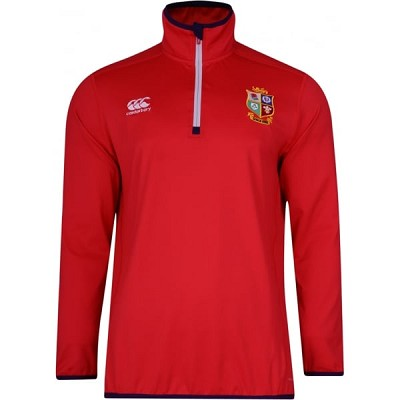 British & Irish Lions 2017 Thermoreg First Layer Top Red Mens