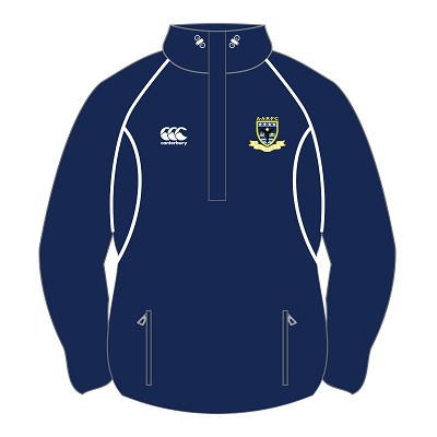 Ardrossan Accies RFC - 1/4 Zip Rain Jacket