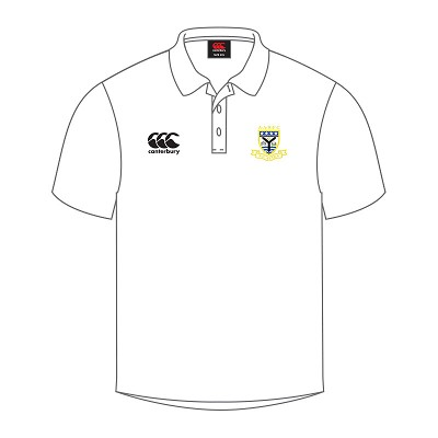Ardrossan Accies RFC - Waimak Polo (White)