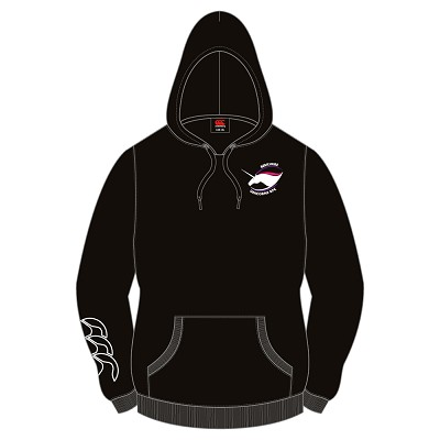 Berkshire Unicorns RFC Team Hoody Black