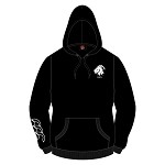 Biggar RFC Team Hoody Black Senior